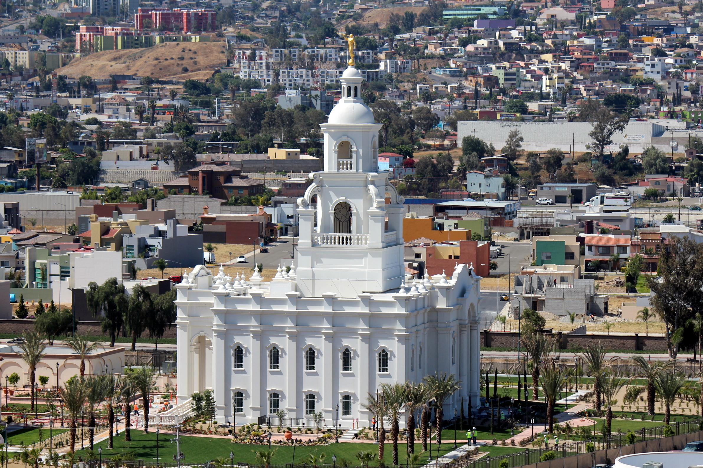 Latter Day Saints Tijuana Temple