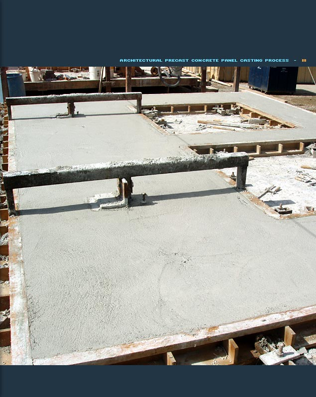 Architectural Precast Manufacturing Process (photo 1)