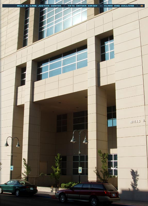 Mills B. Lane Justice Center (photo 1)