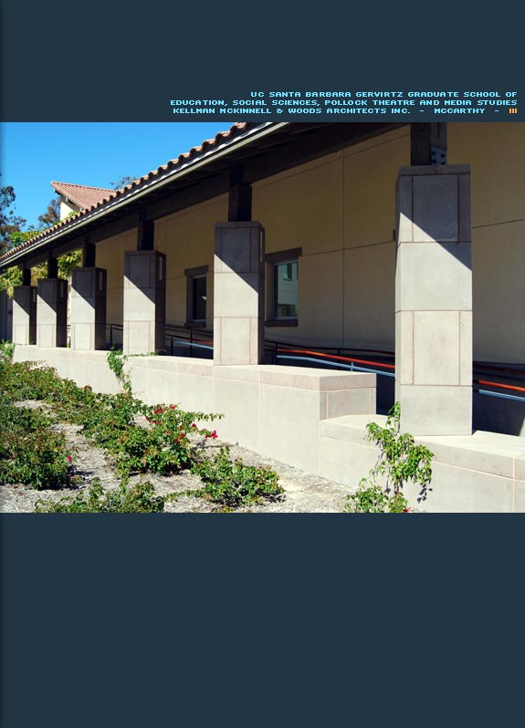 Uc Santa Barbara Gervirtz Graduate School Of Education, Social Sciences, Pollock Theatre, And Media Studies (photo 4)